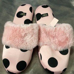 Victoria secret slippers size small